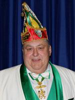 Karlheinz Zuber : Senatspräsident